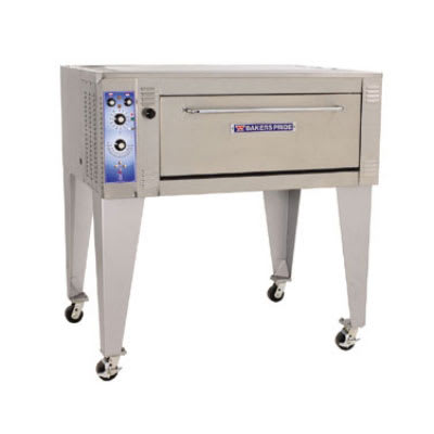 Bakers Pride EP-2-8-3836 Double Pizza Deck Oven, 240v/1ph