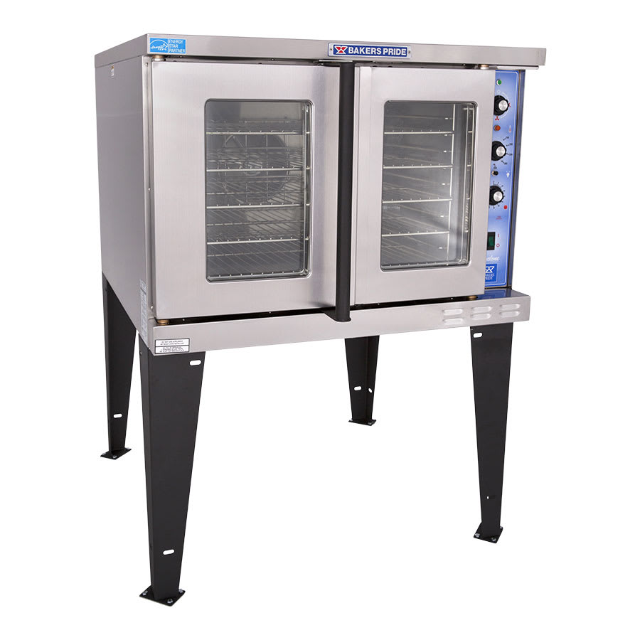 Bakers Pride GDCO-E1 Full Size Electric Convection Oven - 240v/1ph