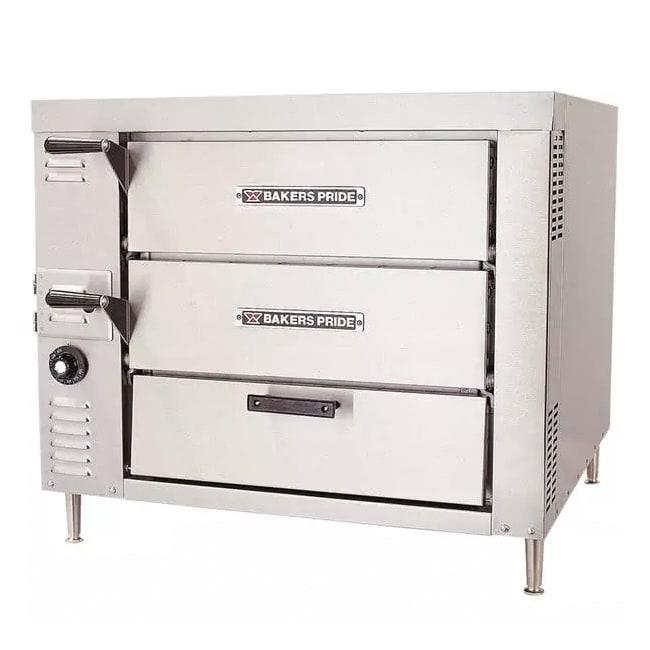 Bakers Pride GP-51 Countertop Pizza Oven - Single Deck, LP