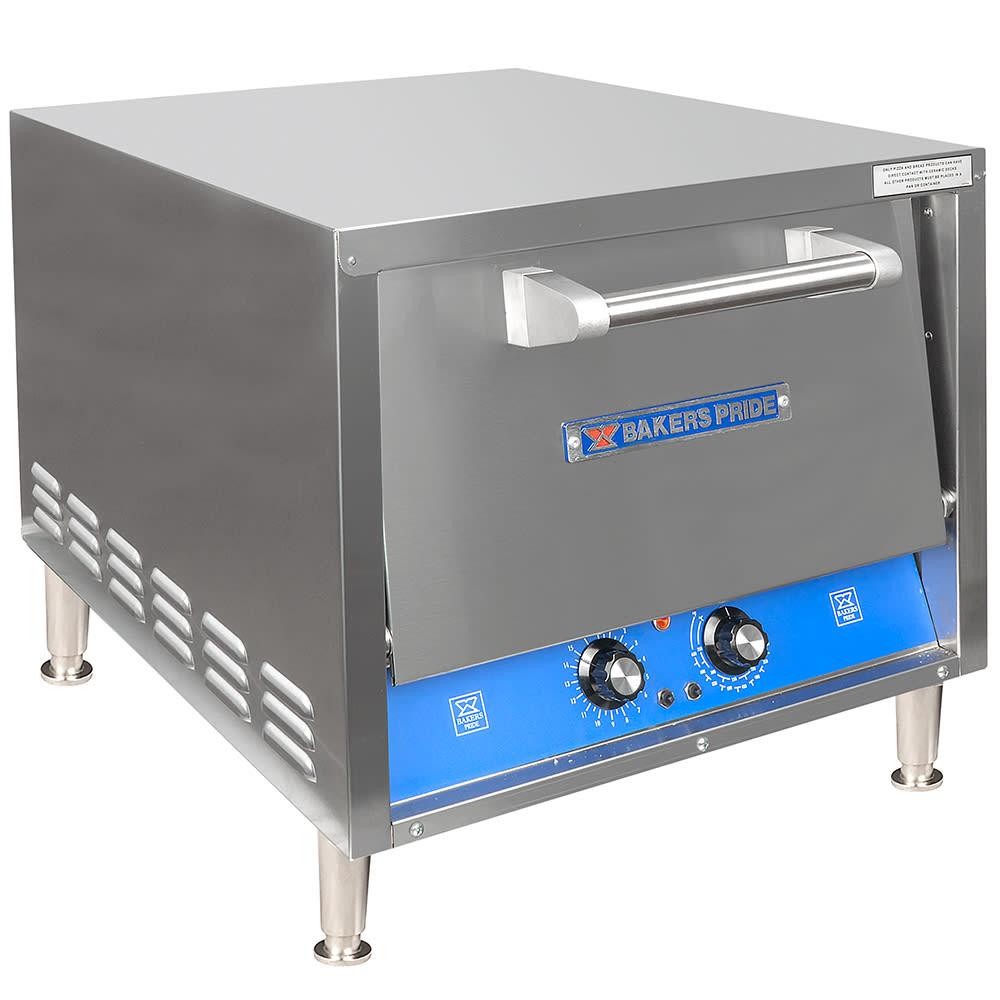 Bakers Pride P18S Countertop Pizza/Pretzel Oven - Single Deck, 120v