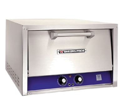 Bakers Pride P22S Countertop Pizza/Pretzel Oven - Single Deck, 208v/1ph