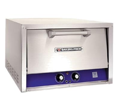 Bakers Pride P22S Countertop Pizza/Pretzel Oven - Single Deck, 220-240v/1ph