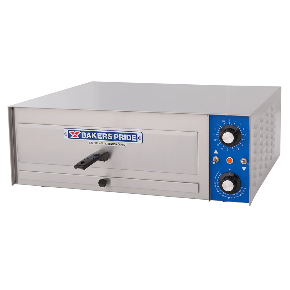 Bakers Pride PX-16 Countertop Pizza Oven - Single Deck, 240v/1ph