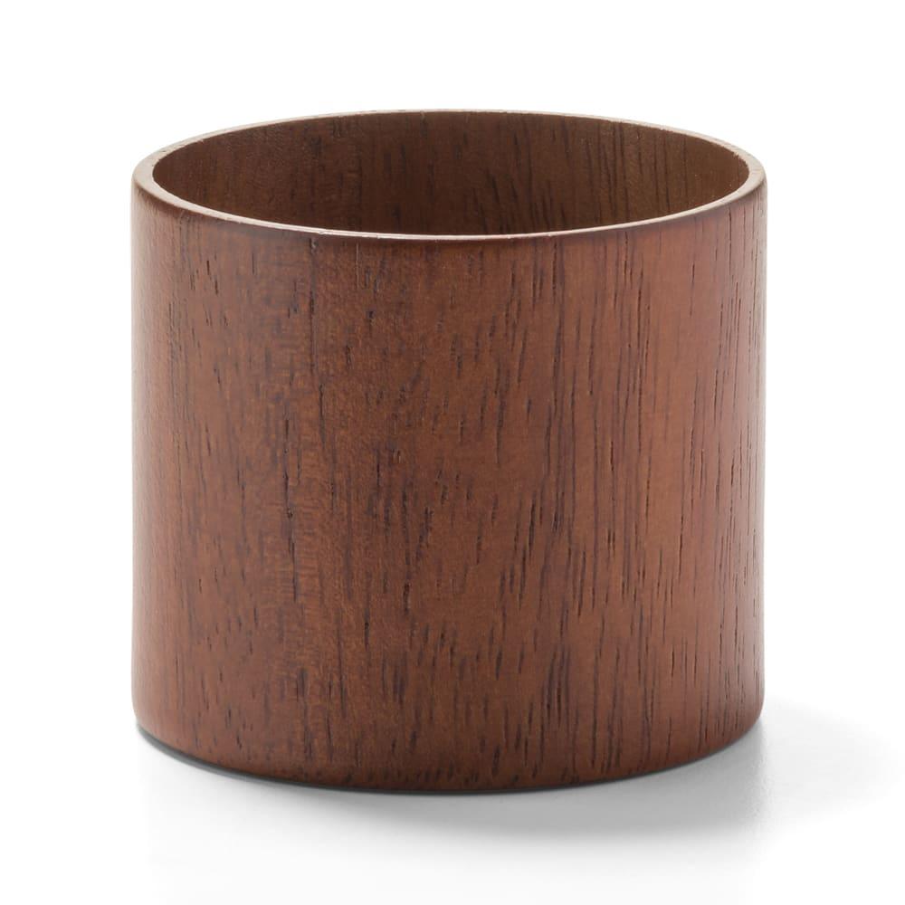"Hollowick 200 Horizon Cylinder Base, 2.38x2.75"", Wood"