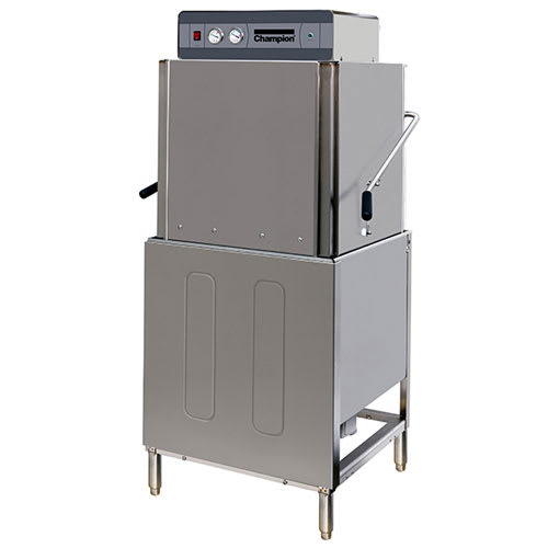 Champion DH-2000 High Temp Door Type Dishwasher w/ Built-In Booster, 208v/1ph