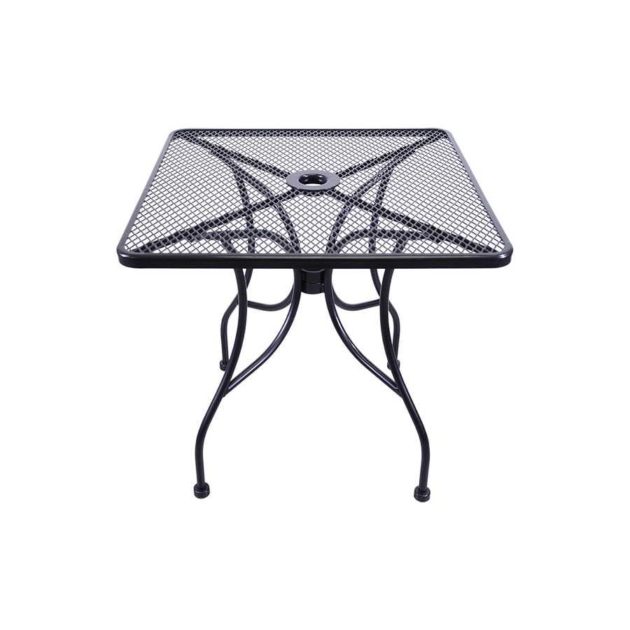 H D Commercial Seating Mt3636 36 Square Outdoor Patio Table
