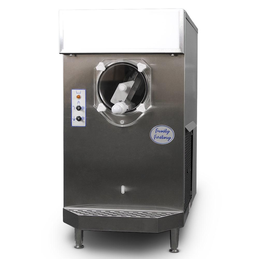 Frosty Factory 237W Frozen Drink Machine, 12 qt Hopper, Water Cooled, (130)10 oz/Hr