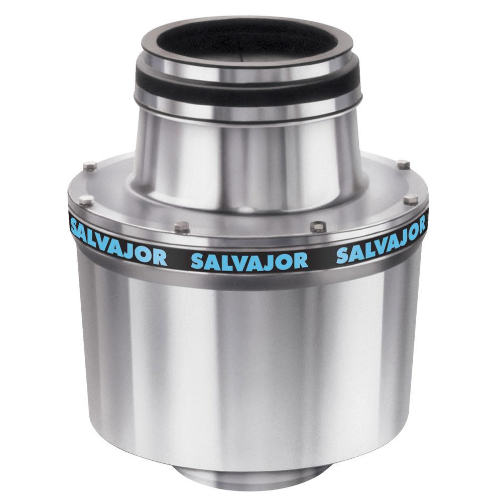 Salvajor 200 Disposer, Basic Unit Only, 2 HP Motor, 230/1 V