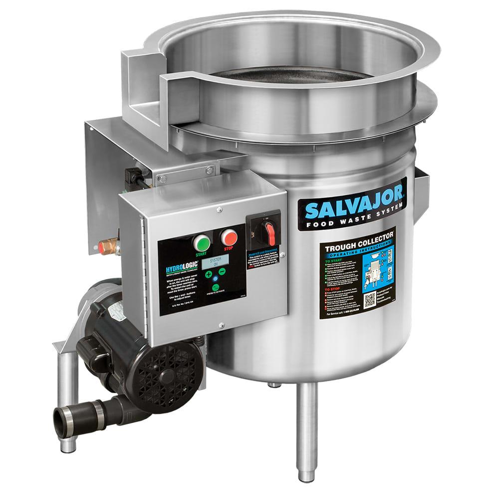 Salvajor S419 Trough Collector, Conveyor & Collecting System, 3/4 HP, 208/3 V