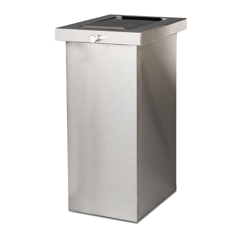 """Dispense-rite CMND1V Napkin Dispenser, Built-In, Holds 4-1/2 to 5"""" X 6-1/2"""" Napkins, Vertical"""