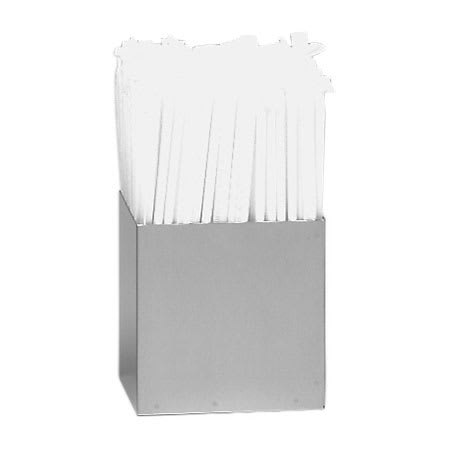 Dispense-rite SH1 Straw Holder, For CTLD Models, Stainless Steel