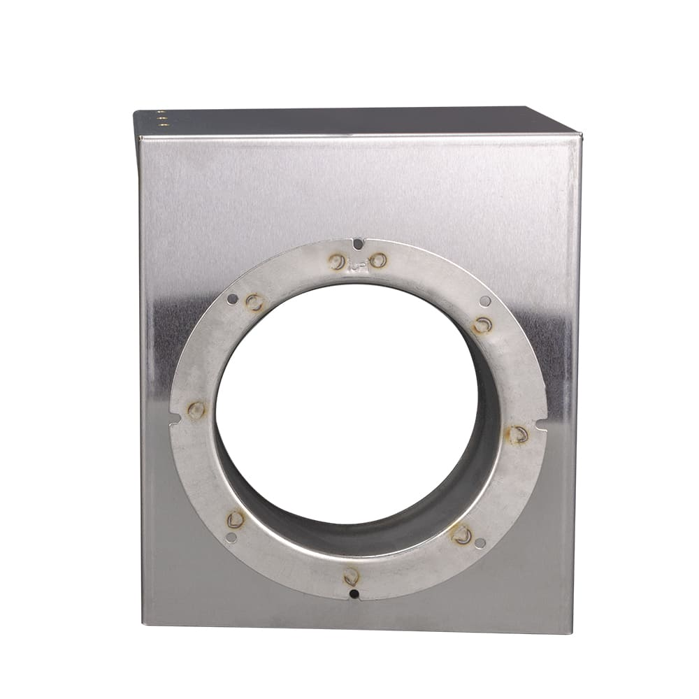 Dispense-rite UCMB2 Undercounter Bracket, Mounts to ADJ2 Dispensers, Stainless Steel
