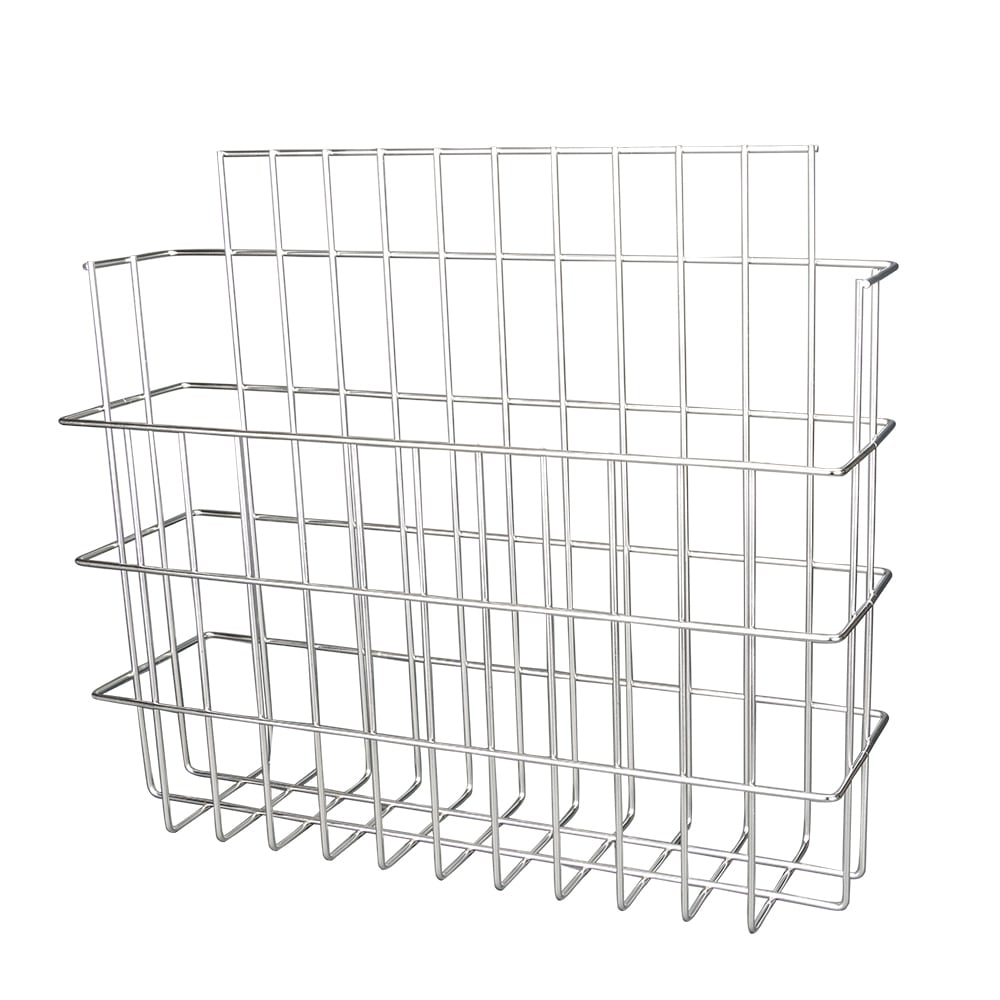 "Dispense-rite WRCC22 Cup Organizer, Wire Rack, All Cups Sizes Up To 5"" Dia, Stainless, NSF"