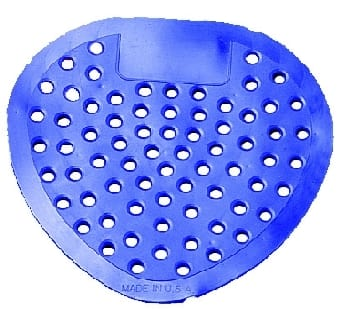 Impact 1452-SCREEN Urinal Screen, Blue/Bubblegum
