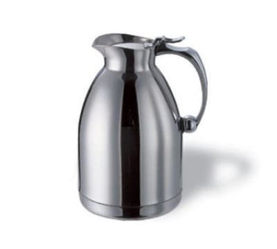 Service Ideas 55710 1-liter Pitcher w/ Unbreakable Liner, Stainless