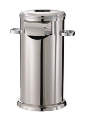 Service Ideas APC22CH Airpot Cover-Up For 2.2-liter Airpot, Chrome
