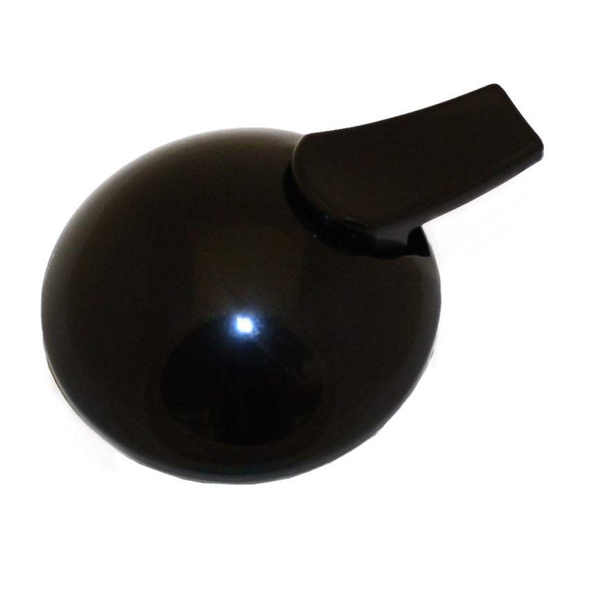 Service Ideas CJRL1BL Lid For Vacuum Carafe, Black