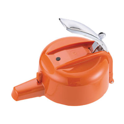 Service Ideas ELLOR Lever Lid For Eco-Air, Orange