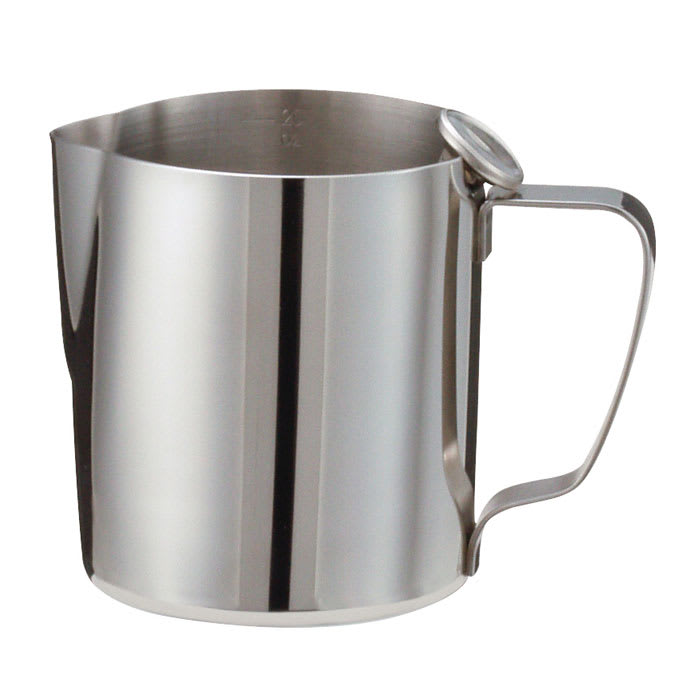 Service Ideas FROTH206 .6-liter Frothing Pitcher w/ 6-oz Increments, Stainless