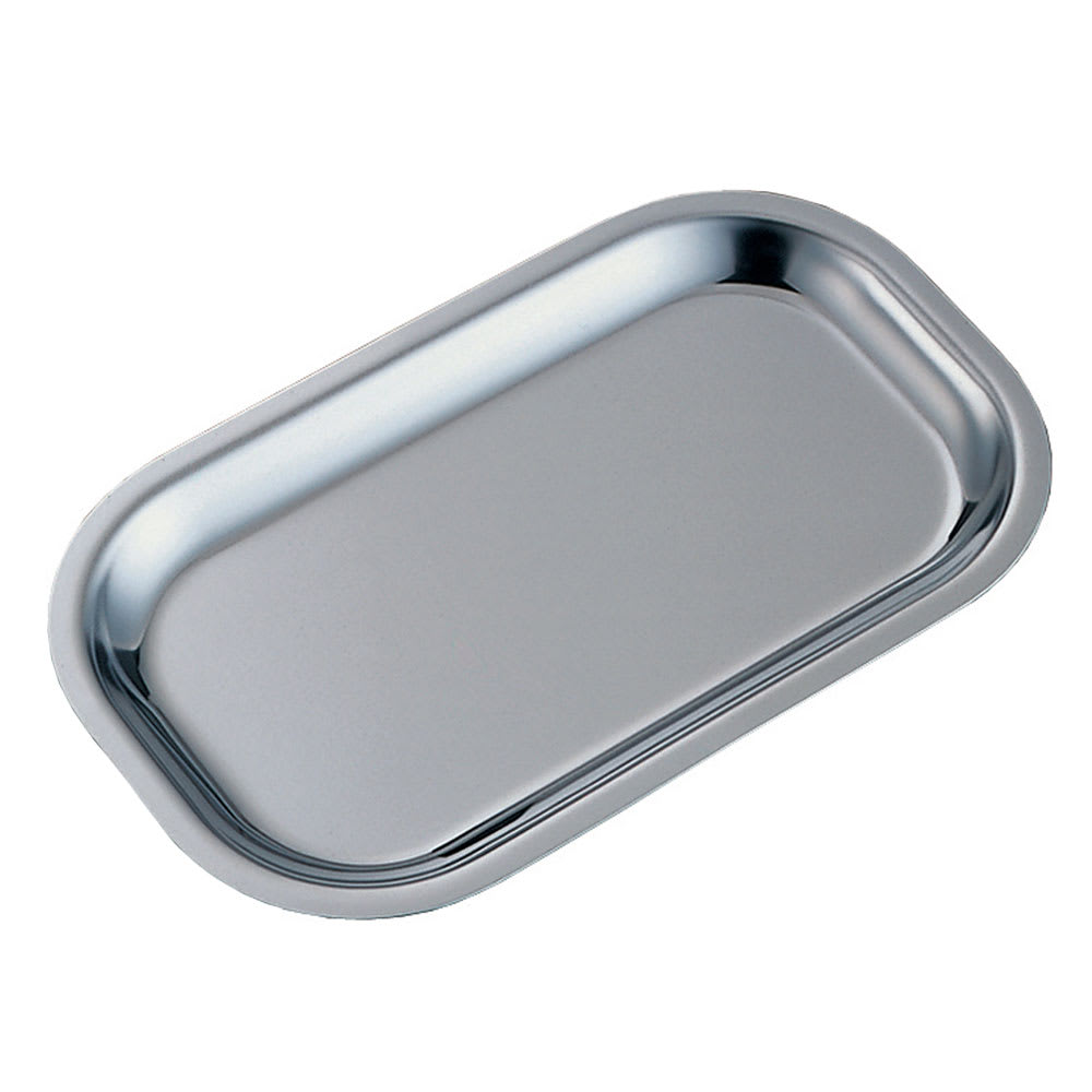 Service Ideas LO12SS Platter Insert For LO12, Large, Stackable, Stainless