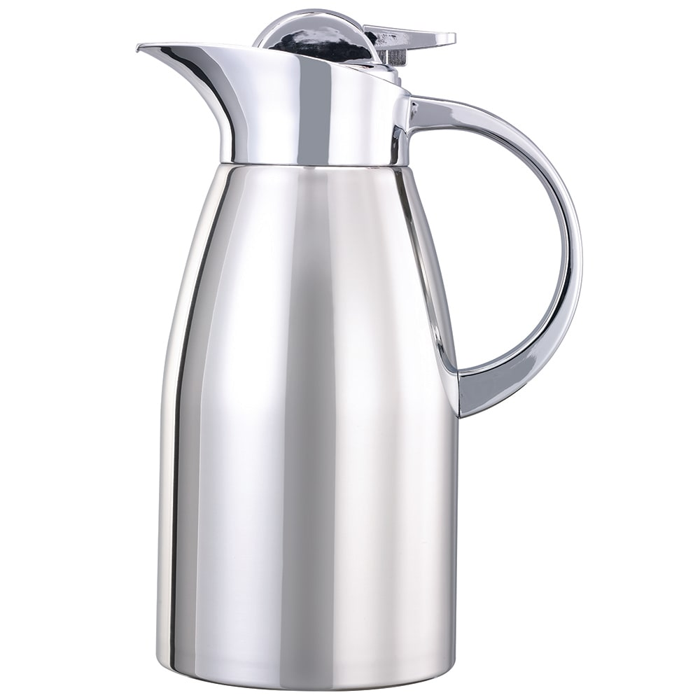 Service Ideas LVP1500 1.5 liter Elite Touch Coffee Server, Polished Finish