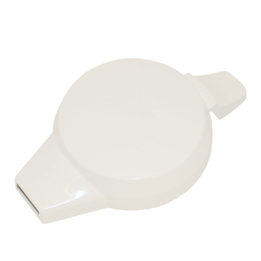 Service Ideas NGLWH Push Button Lid For NG501, 101, 315 & 421 Servers, White