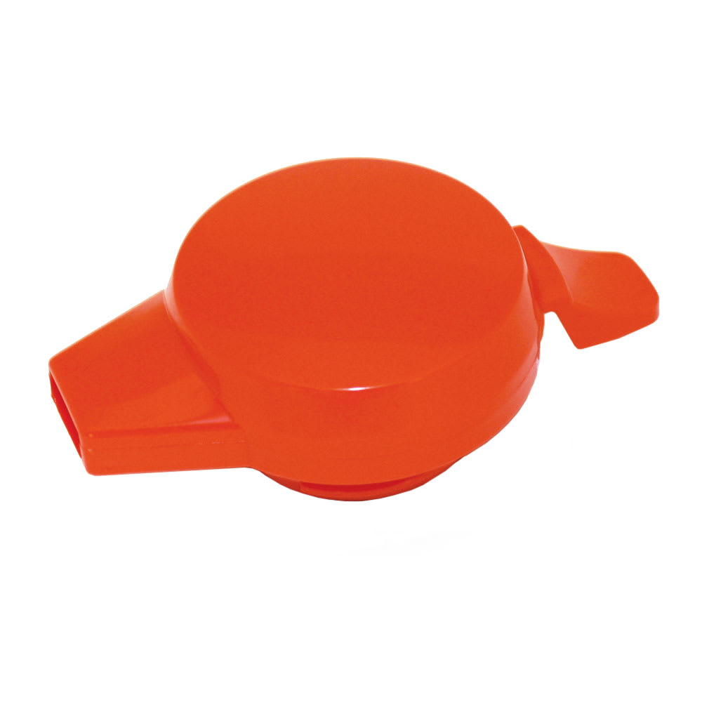 Service Ideas NGLWOR Welded Push Button Lid For 501, 101, 315 & 421 Servers, Orange
