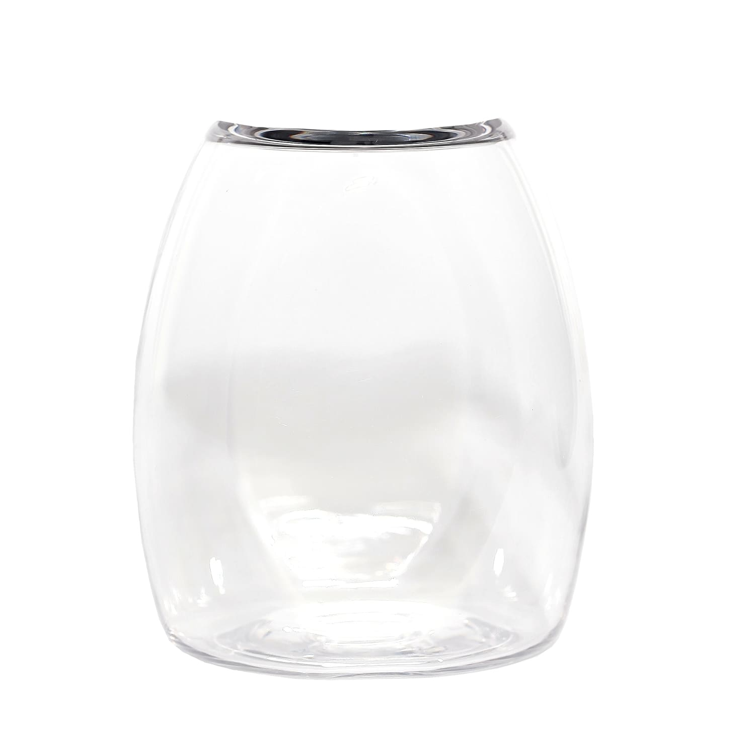Service Ideas SRJ10CL 10 oz Syrup Dispenser, BPA Free, Clear