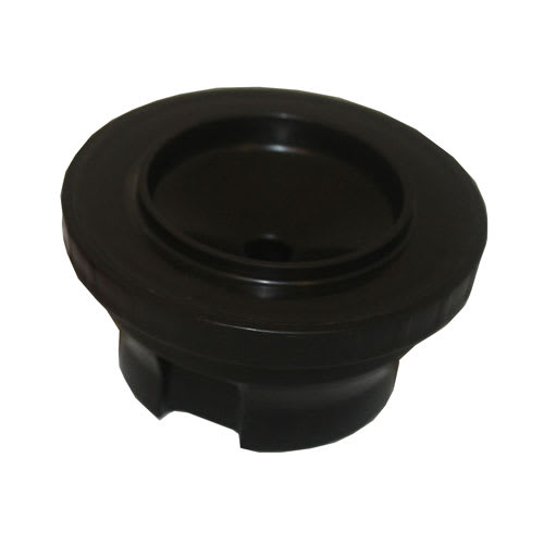 Service Ideas SVPLID 2-Pack Replacement Brew-Thru Lids For SHS19S Servers, Black