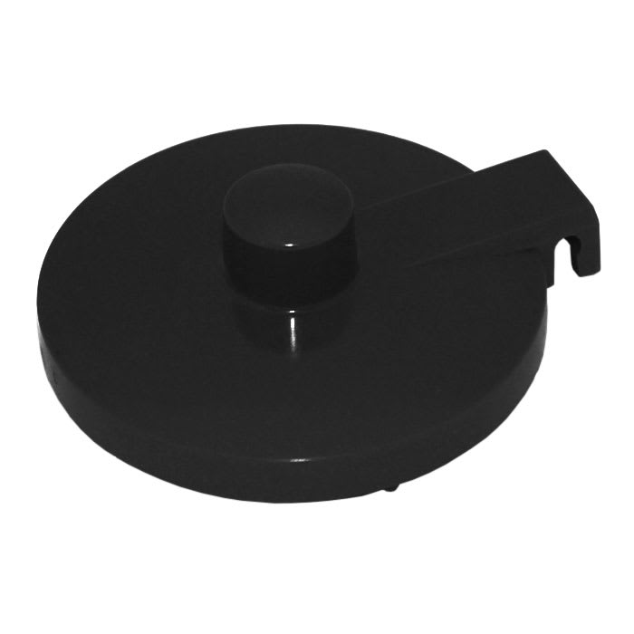 Service Ideas TPLBL Teapot Replacement Lid, for TS 612, Black