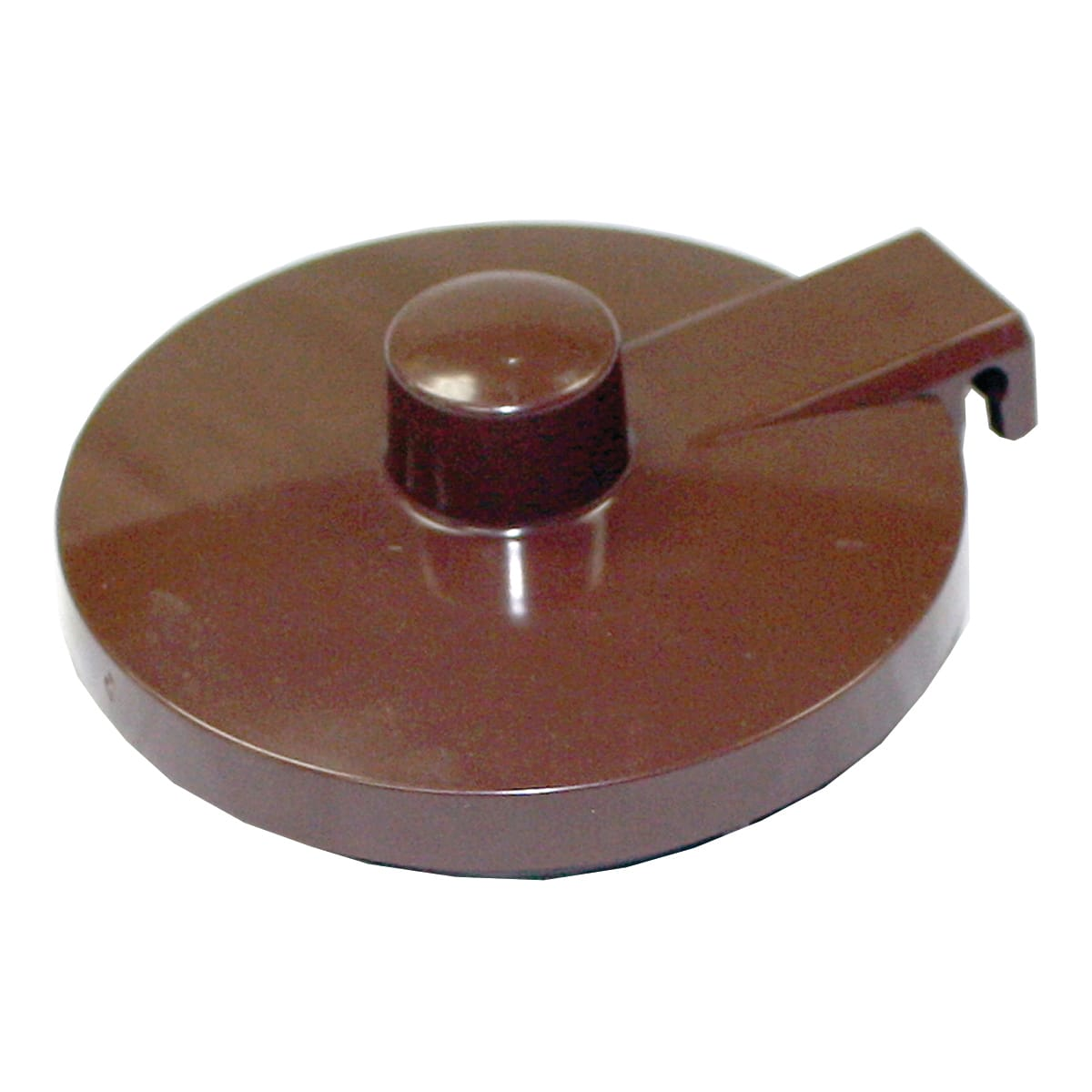 Service Ideas TPLBR Replacement Lid For TS612 Teapot, Brown