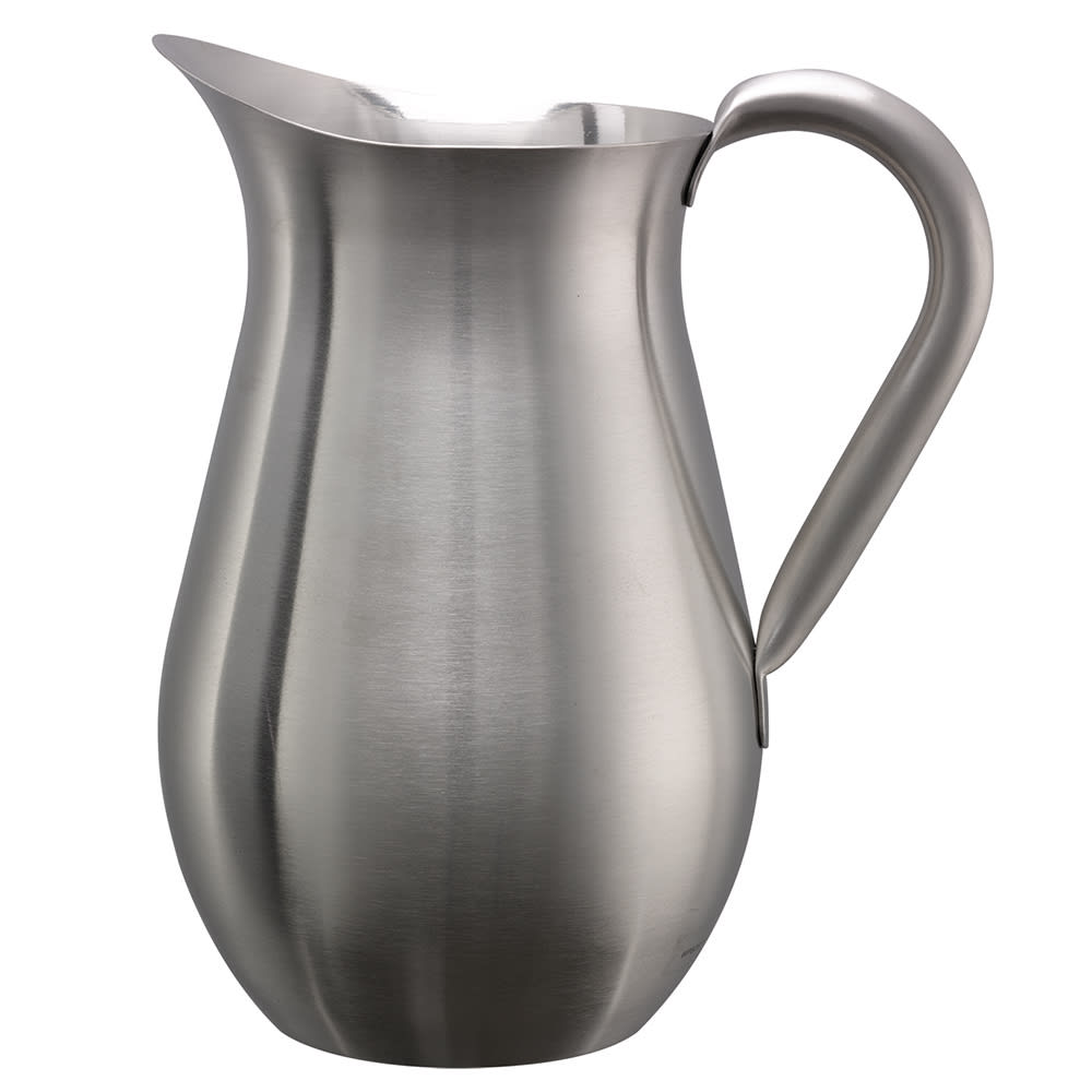 Service Ideas WPB2BSNG 68-oz Pitcher - Stainless