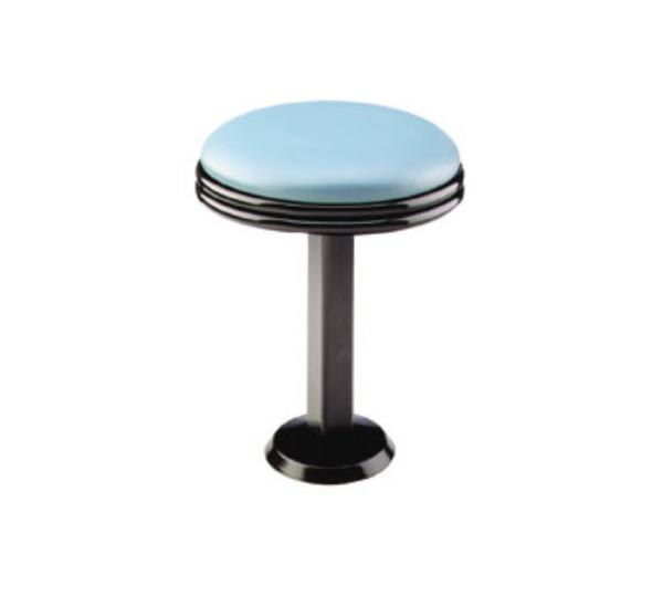 Waymar UP99 Cluster Stool Cushion, 15 in Diameter, Swivel, Base Not Included