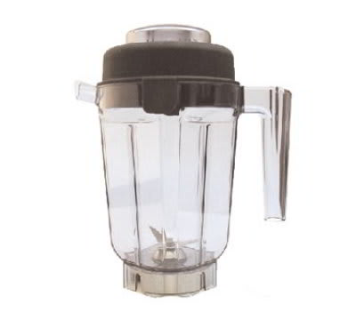 Vitamix 15642 32-oz Blender Container w/ Lid For 36021, 40010, 5085, & 5086, NSF