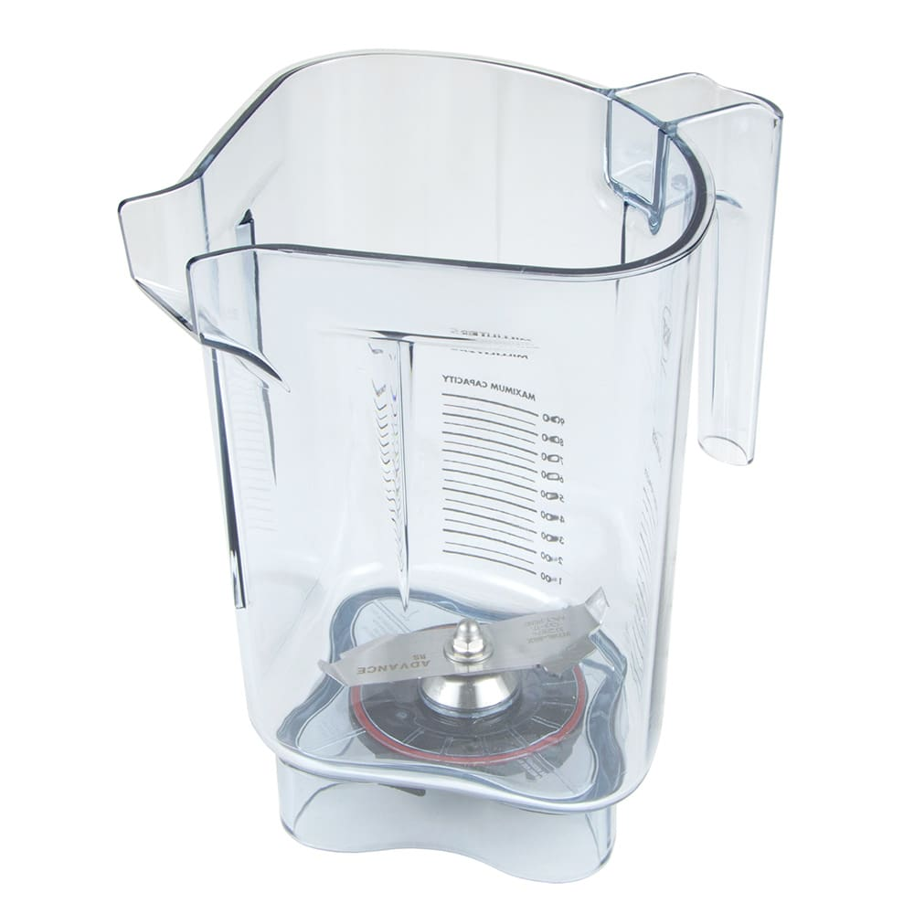 Vitamix 16018 32-oz. Container w/ Blade Assembly for Touch & Go and Drink Machine