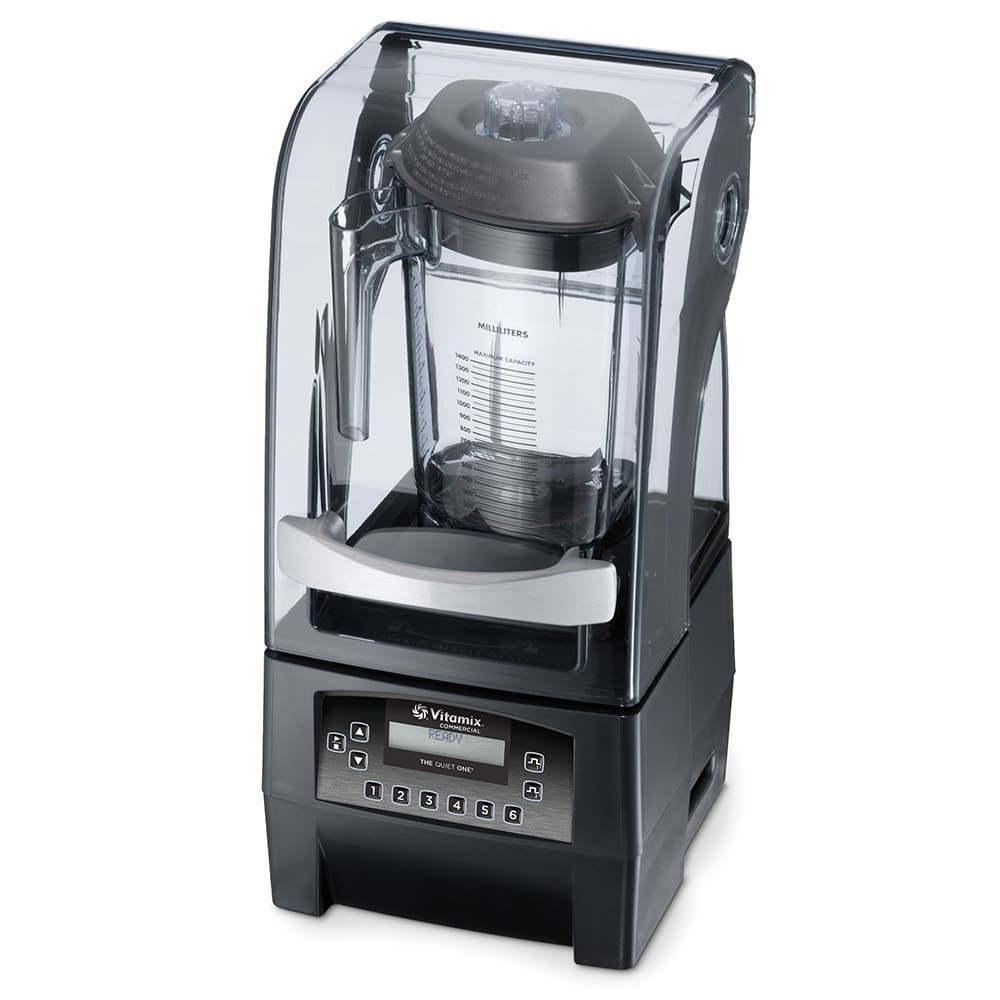 Vitamix Commercial 36019 The Quiet One Drink Blender w/ Tritan Container, Programmable