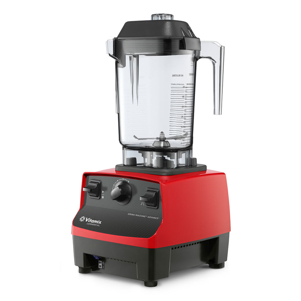 Vitamix Commercial 62825 Drink Machine Blender w/ Tritan Container