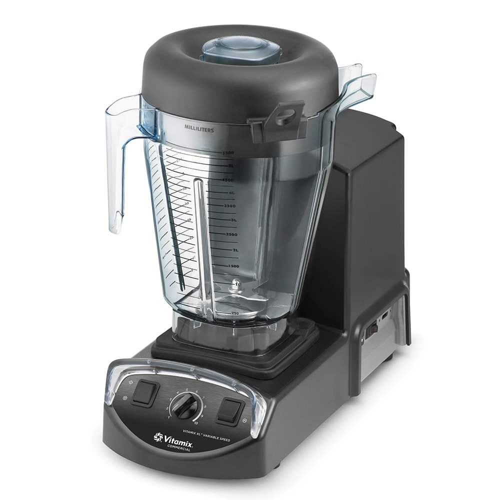 Vitamix 5201 Countertop Food Blender w/ 64  & 192 oz. Containers