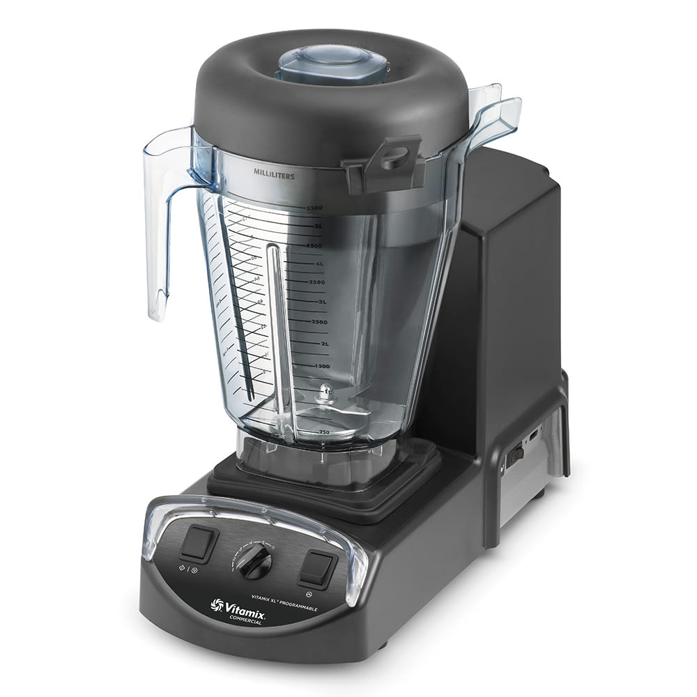 Vitamix 5202 Countertop Food Blender w/ 64- & 192-oz. Containers, Programmable