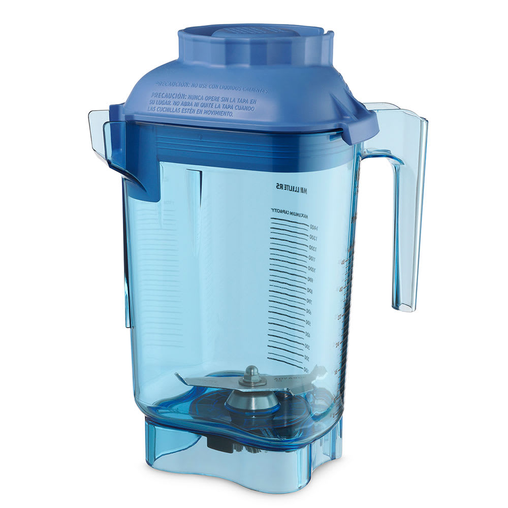 Vitamix 58984 32-oz Advance® Complete Blender Container - Tritan, Blue