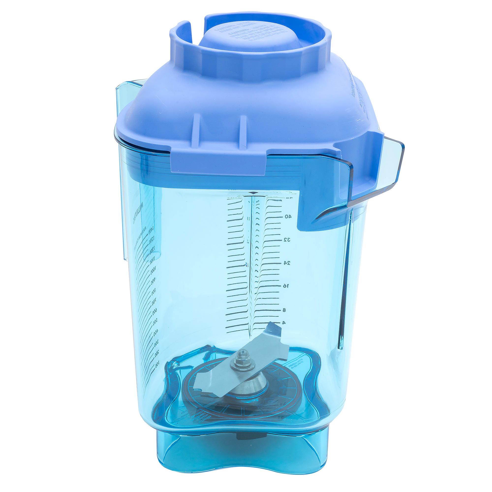 Vitamix Commercial 58988 48 oz Advance® Complete Blender Container - Tritan, Blue