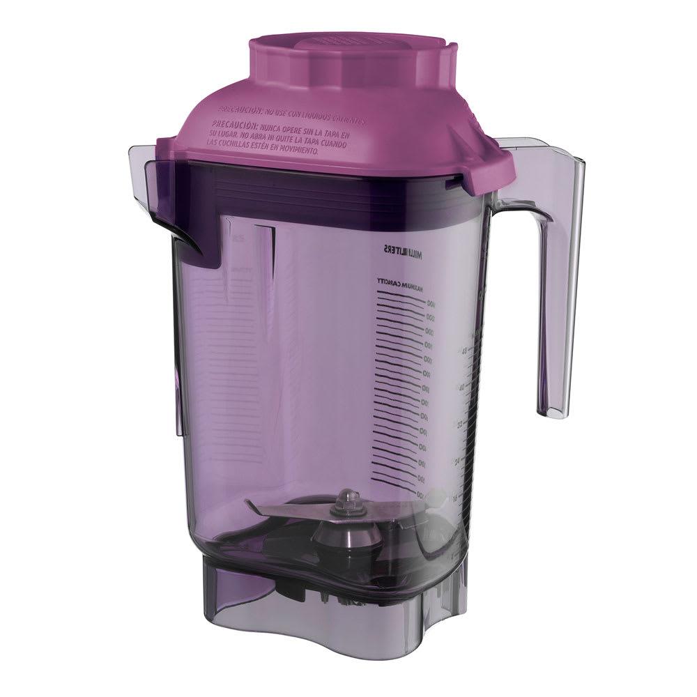 Vitamix Commercial 58991 48 oz Advance® Complete Blender Container - Tritan, Purple