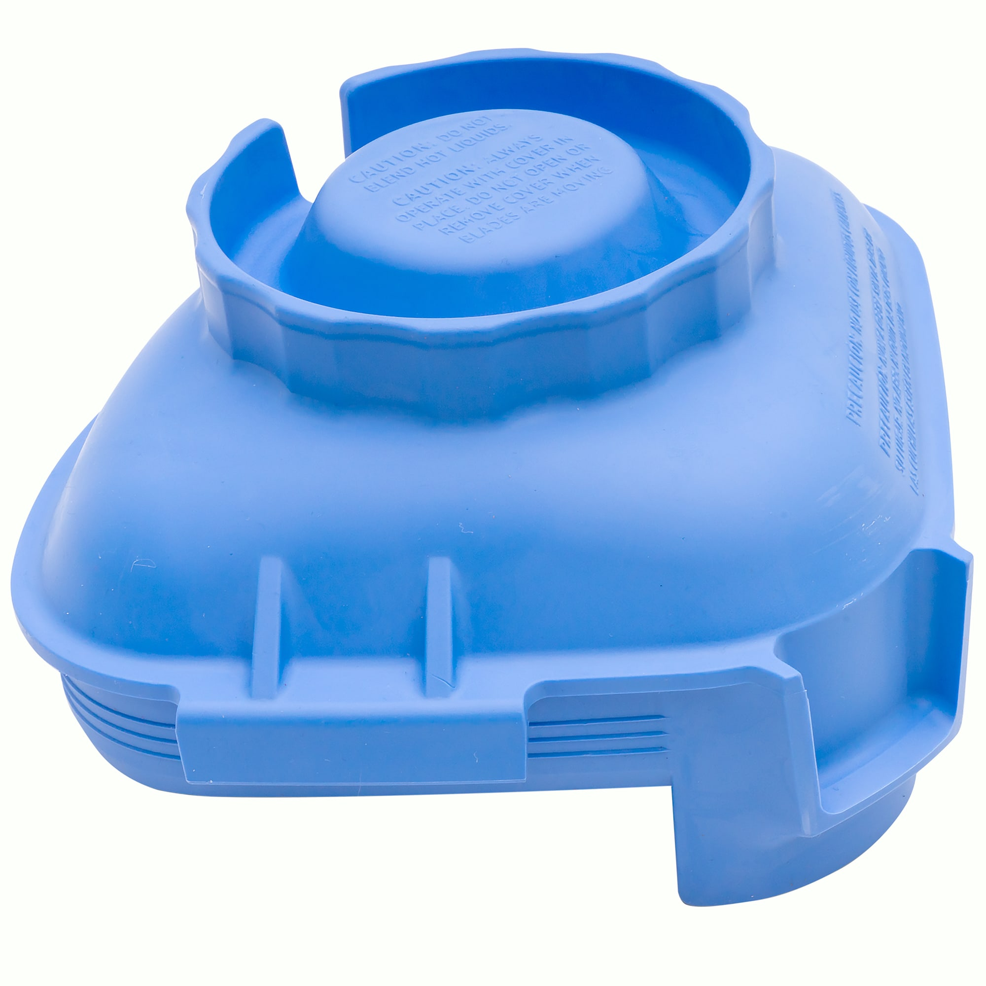 Vitamix Commercial 58992 Lid for Advance® Blender Containers - Rubber, Blue