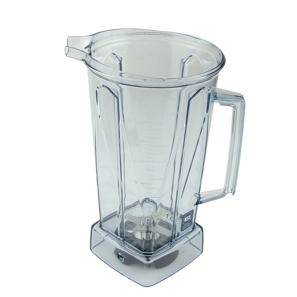 Vitamix 752 64 oz Container w/ Blade Assembly, Touch & Go, BarBoss, & Drink Machine