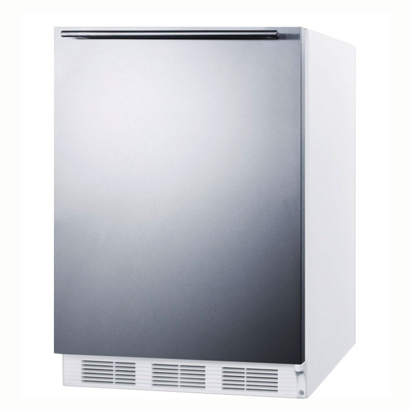 Accucold AL650SSHH Undercounter Medical Refrigerator Freezer - Dual Temp, 115v