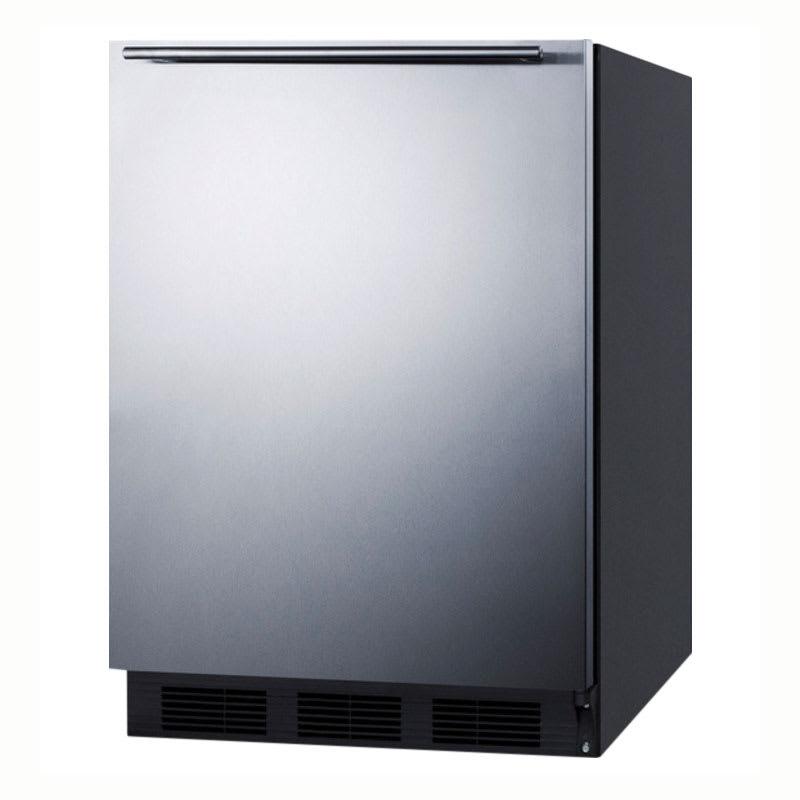 Accucold ALB653BSSHH Undercounter Medical Refrigerator Freezer - Dual Temp, 115v