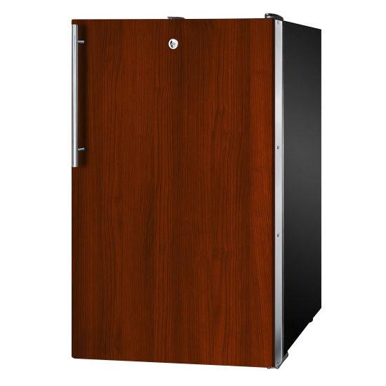 Accucold CM421BLBIIF Undercounter Medical Refrigerator Freezer - Dual Temp, 115v