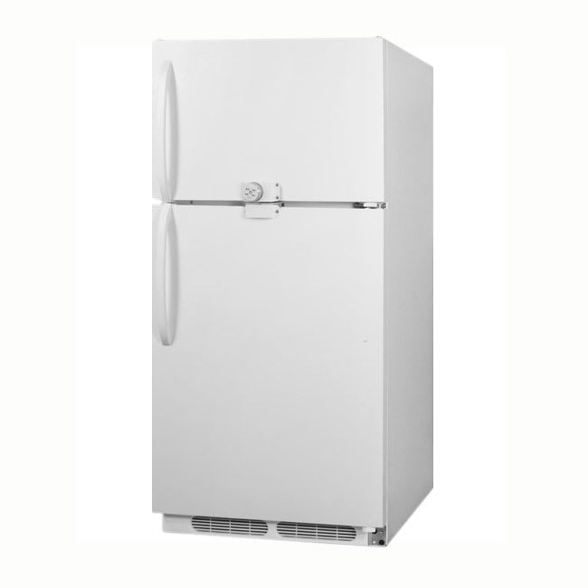 Accucold CTR15LLF2 Full Size Medical Refrigerator Freezer - Dual Temp, 115v