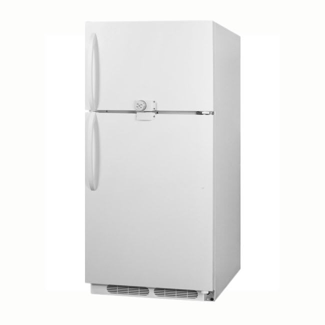 Accucold CTR21LLF2 Full Size Medical Refrigerator Freezer - Dual Temp, 115v