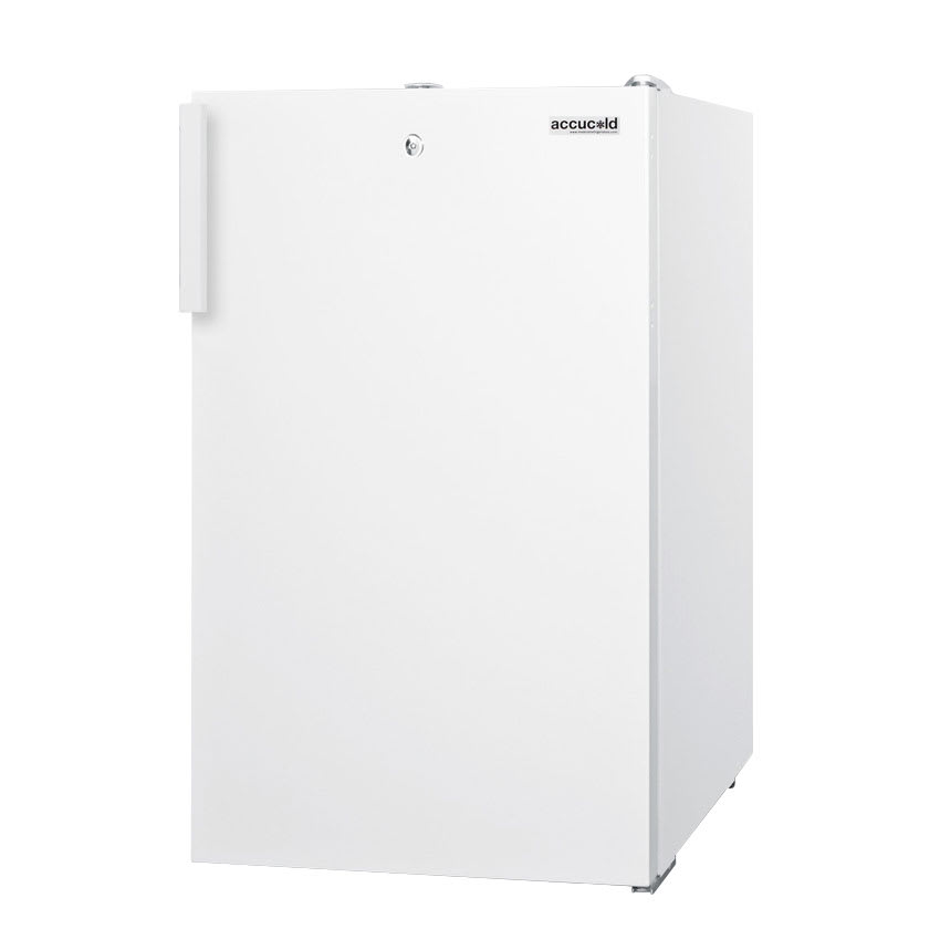 Accucold FF511L7 4.1 cu ft Undercounter Refrigerator w/ (1) Section & (1) Door, 115v